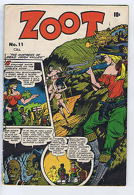 Zoot #11 Bell Features  CANADIAN EDITION