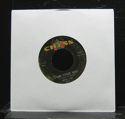 """Buddy Guy - I Dig Your Wig / My Time After While VG 7"""" Vinyl Record Chess 1899"""