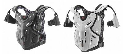 EVS Adult MX ATV F2 Chest Roost Guard Protector M-XL
