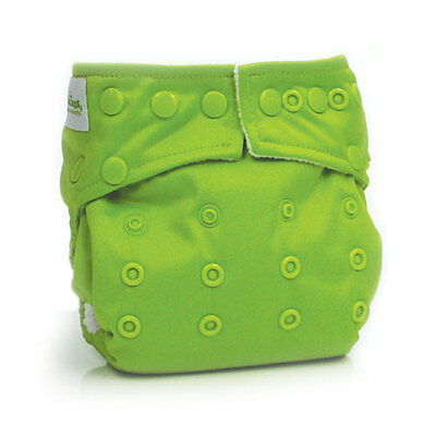 Bumkins Snap In One Cloth Diaper with Detachable Snap Minky Insert - One Size