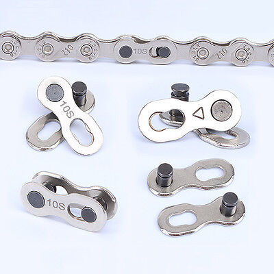 New Bicycle Chain Quick Release Master Link MTB Speed Changing Bike Missing Link