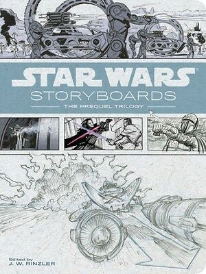 Star Wars Storyboards (Hardcover), McCaig, Iain, Rinzler, J. W., 9781419707728