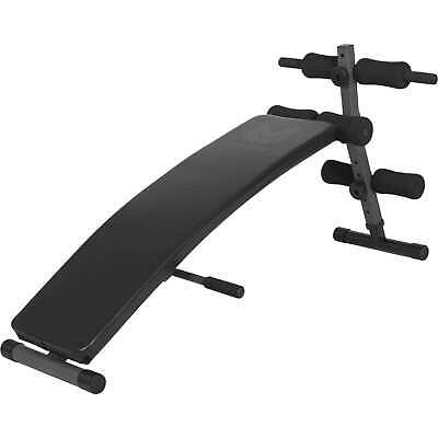 GYRONETICS Sit-Up Bank Fitnessbank Bauchtrainer klappbar / verstellbar