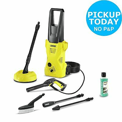 Karcher K2 Home and Brush Pressure Washer - 1400W -From the Argos Shop on ebay