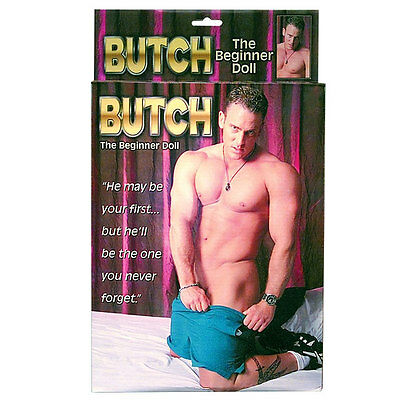 Butch The Beginner Love Doll - GAY Night Party
