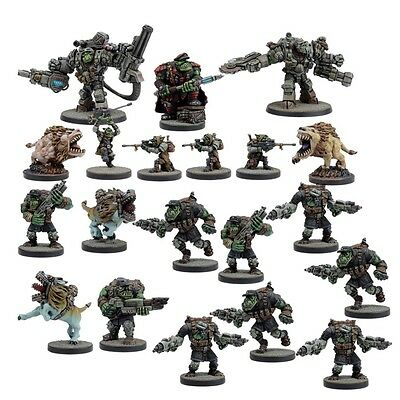 Mantic Games Deadzone Wave 2 BNIB Marauder Faction Starter