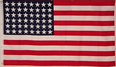 Old Glory 48 Star Usa Historical Flag American Classic - Printed Polyester