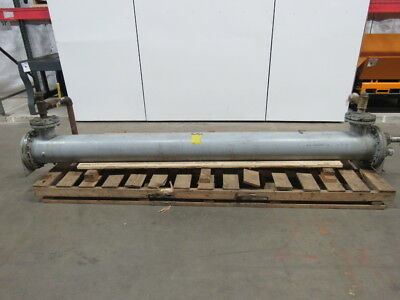 AMERICAN INDUSTRIAL AB-2014-C10-TP Heat Exchanger 225PSI Shell 150PSI Tube