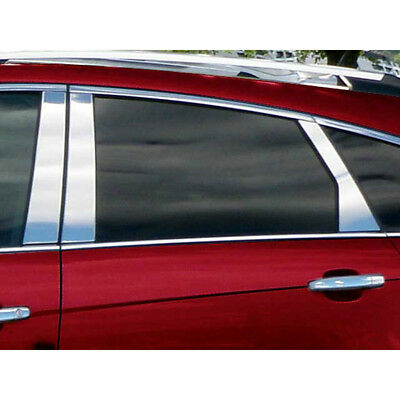 2010-2016 Cadillac SRX 6pc. Luxury FX Chrome Pillar Post Set