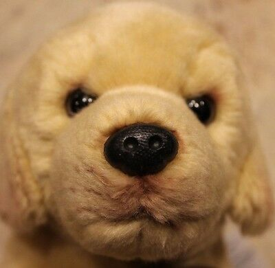 Russ Yomiko Classics Yellow Labrador Pup Plush Puppy Dog EUC