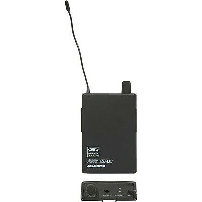 Galaxy AS-900R In-Ear Monitor Receiver for AS-900 System (K1)