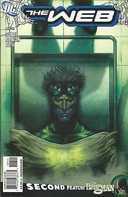 DC The Web comic issue 7