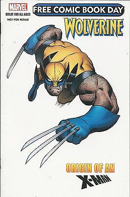 Marvel Wolverine comic special issue