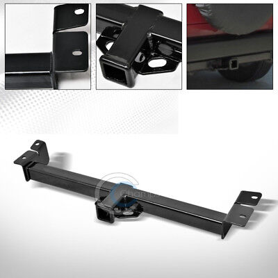 """Class 3 Trailer Hitch Receiver Rear Bumper Tow Kit 2"""" For 97-06 Jeep Wrangler Tj"""