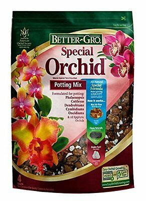 Sun Bulb 5019 Better-Gro Orchid Bark, 8 Quarts