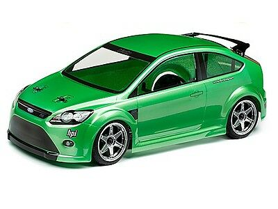 Hpi Racing E10 Drift With Nissan Body 105344 Ford Focus Rs Body (200Mm)