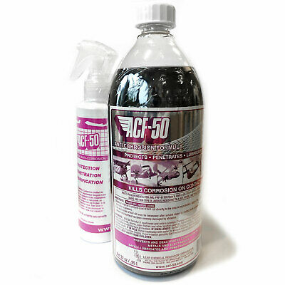 ACF-50 Anti Corrosion 950ml Spray Bottle Motorcycle Motorbike Multi Pack Offer