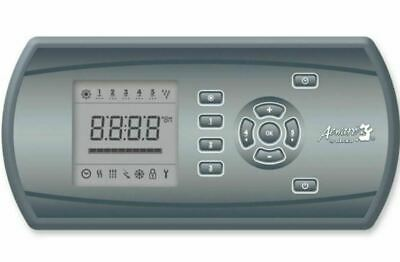 Aeware by Gecko spa topside control keypad IN.K600 streamline edition 5outputs C