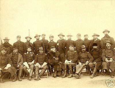 7th Cavalry Of The U.S. Army, Old West Photo Print