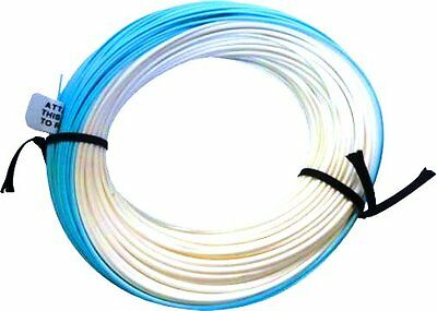SPEY LINE -  NORTHWESTERN Floating -  8/9 F  -  Blue and White