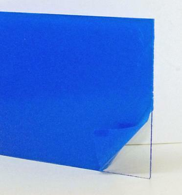 "Clear Acrylic Plexiglass Sheet 4"" x 6"" x 1/16"" (1.5mm) Plastic Perspex"