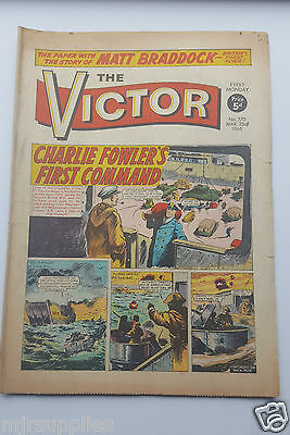 VICTOR Comic - Issue  no 370- Date March 23rd 1968