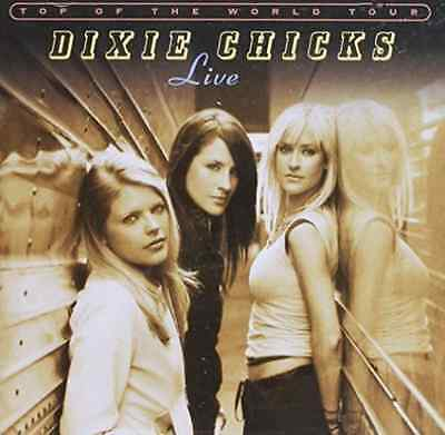 Dixie Chicks-Top Of The World Tour Live  CD NEW