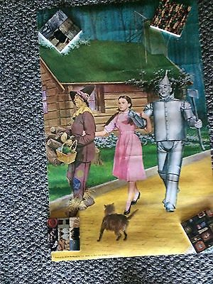 Wizard Of Oz Produced By MGM Merchandising Corp. Movie Poster MGM Inc