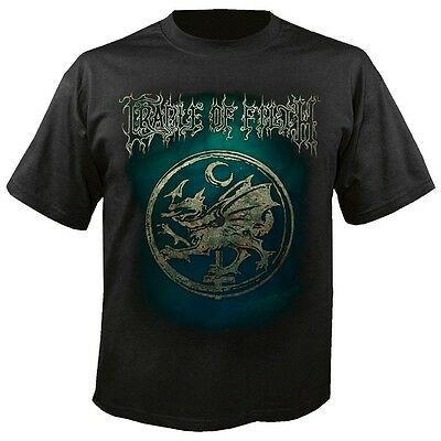 CRADLE OF FILTH - THE ORDER   T-SHIRT GRÖßE/SIZE M NEUF