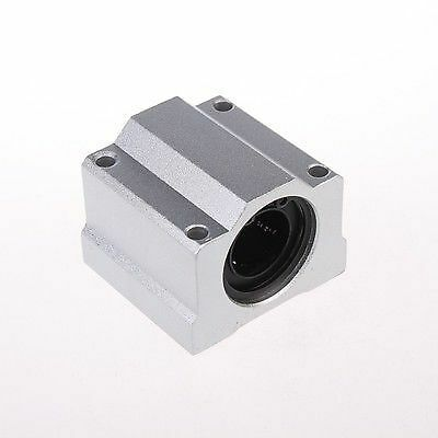 New 1 pc SCS20UU SC20UU 20mm Liner Motion Ball Units Series Pillow Block Slide