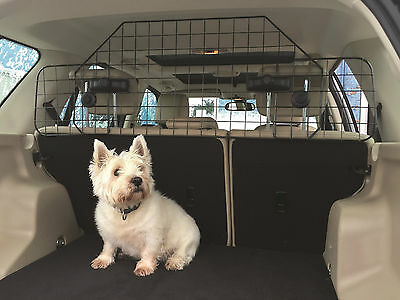 Pet & Driver Safety Car Hatchback 4x4 & Estate Adjustable Mesh Dog Guard Barrier