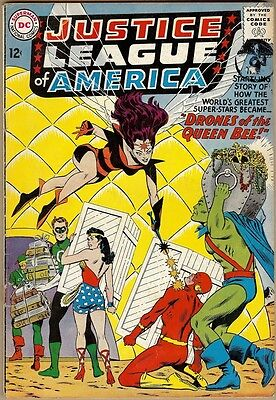 Justice League Of America #23 - G/VG