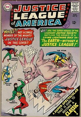 Justice League Of America #37 - VG+
