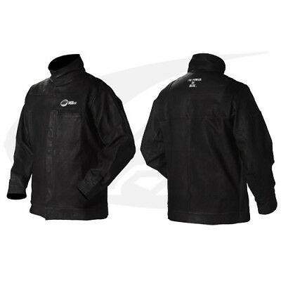 Miller™ Premium Leather Welding Jacket