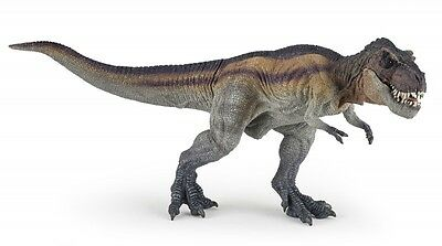 Running T REX w/ Movable Jaw Replica 55057 ~ FREE SHIP/USA w/ $25.+ Papo Items