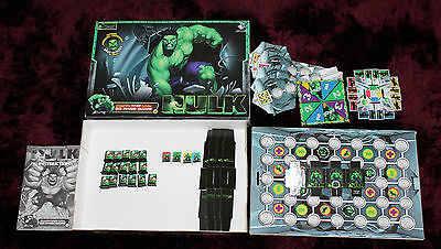 Incredible Hulk 3D Rage Game with Juddering Rage Action 100% Complete