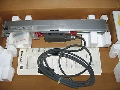 Heidenhain 270 mm LS504 Sealed Incremental Linear Transducer Encoder 403 130 12