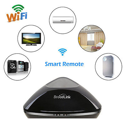 Broadlink RM Pro Home Automation Appliance Remote Controller WiFi+IR+RF US/EU/UK