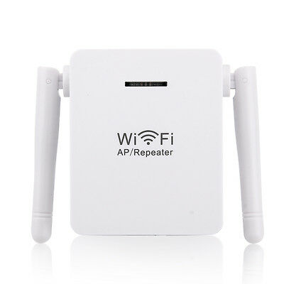 300Mbps Wireless WIFI AP Repeater Range Router Extender Boosters del repetidor