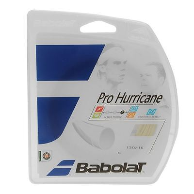 Babolat Pro Hurricane Set Tennis Racket Strings Training Sports Game Accessories