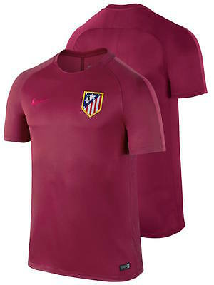 Dry Top Atletico Madrid Nike Training Trikot 2016 17 Kurze armel Herren
