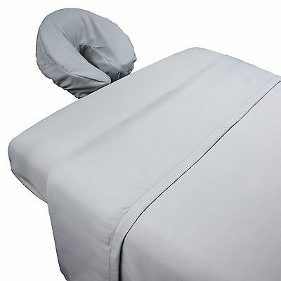 Body Linen Microfiber Massage Table Sheet Sets - Available in 4 colors.