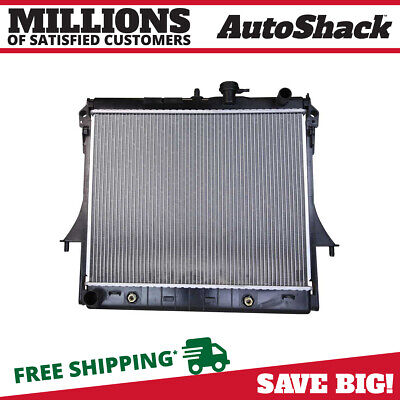New Aluminum Radiator for 5.3L GMC Canyon Chevy Colorado 3.5 3.7 5.3L Hummer H3