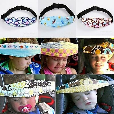 Popular Safety Car Seat Sleep Nap Aid Baby Kids Head Support Holder Belt