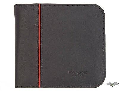 Jaguar Collection Merchandise New Genuine F-Type Leather Wallet 50JSLGTRXFTW