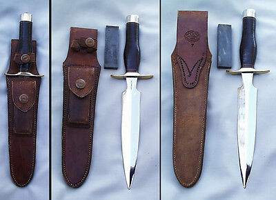 Fantastic RANDALL MODEL 2 - 7 with Heiser Sheath