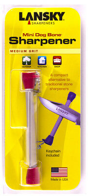 Lansky Mini Dog Bone Pocket Sharpener LCDOG