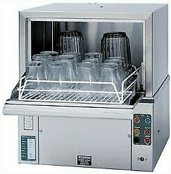 Eswood Compact Deluxe Under Bar Glass Washer CI-3B DELUXE