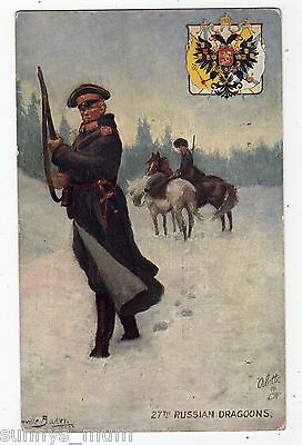 Military, 27Th Russian Dragoons, Tuck's