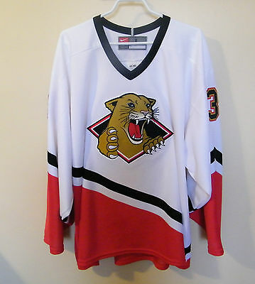Prince George Cougars /  Eric Brewer  / Whl   -  Hockey Jersey.